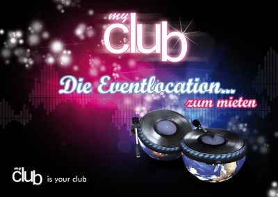 Partylocation »myClub«