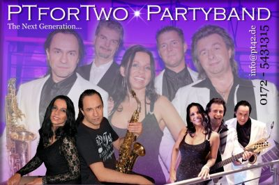 Party- und Tanzband PTForTwo (PT42)