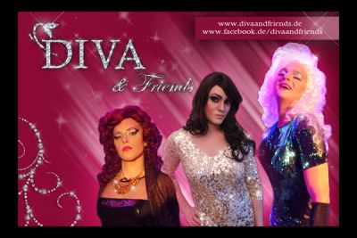 Diva and Friends