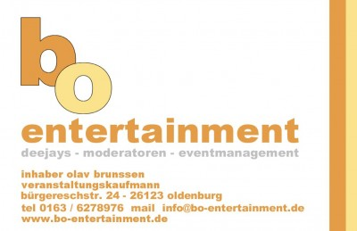 bo entertainment