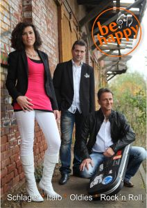 Partyshowband »be happy«